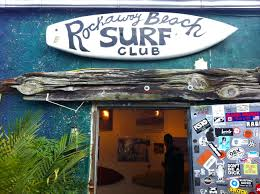 Beach Patio Surfers Honor Their Roots At Rockaway Beach Surf Club Ny City Lens