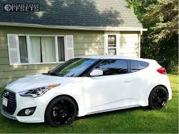 hyundai veloster coilovers wheel offset 2016 hyundai veloster tucked coilovers
