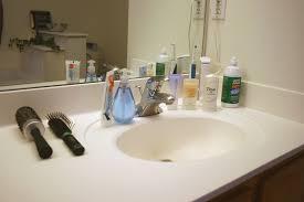 how to clean marble countertops u0026 bathroom vanities without