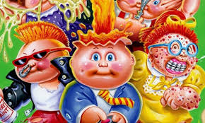 trash cash oral history garbage pail kids mental floss