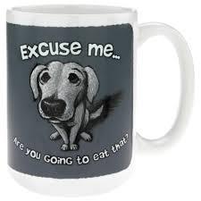 Animal Mug Are You Going To Eat That Dog Mug The Animal Rescue Site