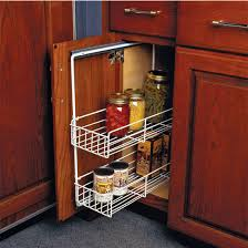 Cabinet Organizers Pull Out Base Cabinet Pull Out Organizers For Baskets With Two Vertical