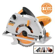 Skil Flooring Saw Home Depot by Evolution Power Tools 10 Amp 7 1 4 In Multi Purpose Cutting