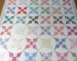 patchwork quilt etsy