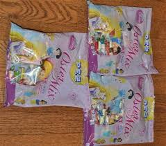 princess candy bags disney princess big candy bag set x3 bags pez candy