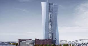 bce sede centrale pronta nel 2013 la nuova sede bce a francoforte costata 500 milioni