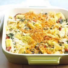 shrimp and artichoke casserole 30 favorite casserole and hotdish recipes midwest living