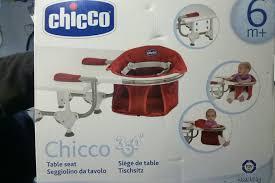 si e de table 360 chicco usato seggiolino da tavolo chicco 360 in 73047 monteroni di lecce su