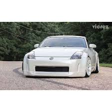 nissan 350z body kits nissan 350z 2003 2005 ing style 4 piece polyurethane full body kit