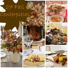 fall centerpieces 27 great fall centerpieces celebrate decorate