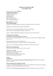 Psychology Resume Template College Degree Resume Sample Httpmegagipercom201704 Examples Of