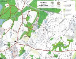 Stony Brook Map Properties And Trails U2013 Lincoln Land Conservation Trust And Rural