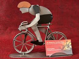 Bicycle Business Cards Christmas Gifts For Cyclists U2014business Card Holders All Seasons