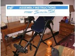 teeter hang ups f7000 inversion table teeter hangups inversion table assembly ignitecast