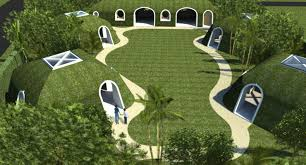a green roofed hobbit home anyone can build in just 3 days green a green roofed hobbit home anyone can build in just 3 days green magic homes inhabitat green design innovation architecture green building