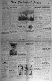 halloween city hurst texas index of names r z from the 1956 bridgeport index newspaper