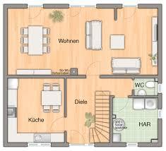 Haus Grundriss Haus Das Flair 134 Bungalow Preise