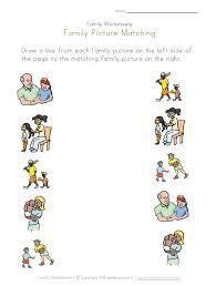 family worksheet family relationships worksheets images my family