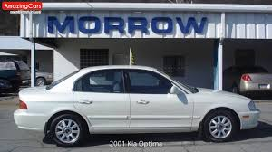 2001 kia optima youtube