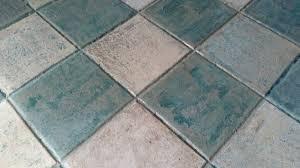 Tiling A Concrete Patio by How To Paint A Concrete Cement Patio With A Faux Wash Glaze