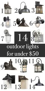Verano Outdoor Wall Sconce by Best 25 Outdoor Garage Lights Ideas On Pinterest Exterior