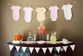 baby shower wall decorations entertaining 5 creative baby shower themes confessions of a