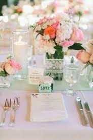 mint wedding decorations the 25 best mint wedding centerpieces ideas on