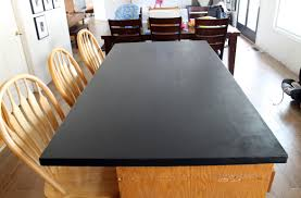 table n stunning slate dining table rochester 7 piece patio