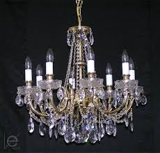 Pearl Chandelier Light Maria Theresa Crystal Chandelier Brass U0026 Strass Chandeliers
