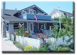 California Bed And Breakfast Old Towne Inn Bed And Breakfast