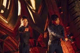 Seeking Episodes 1 Trek Discovery Analysis And Recap Season 1 Episodes 1 2