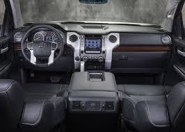 Nicest Truck Interior The Old 2014 Toyota Tundra Still Has Something To Offer