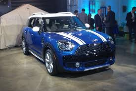 Mini Clubman Dimensions Interior Getting Inside The 2017 Mini Countryman First Impressions Motor