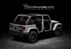2018 jeep wrangler jl to debut with 368 hp 2 liter turbo engine