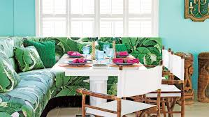 tropical colors for home interior our 60 prettiest island rooms coastal living