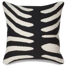 Throw Pillows by Black Zebra Pop Throw Pillow Modern Holding Category For