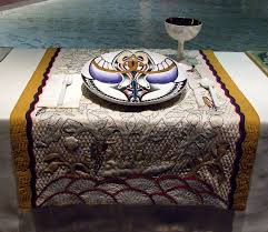 judy chicago dinner table ipernity setting for trotula in the dinner party by judy chicago in