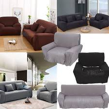 stretch sofa slipcover stretch sofa slipcover ebay