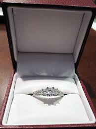 wedding rings in box engagement ring boxes 2 ifec ci