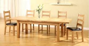 Oak Extending Dining Table And 8 Chairs Oak Dining Table 8 Chairs Sentimientosanimales