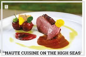 haute cuisine dishes gastronomic adventure with 2 michelin chef thierry drapeau