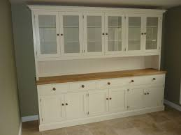 cotswold glazed dresser bespoke kitchen and dining room