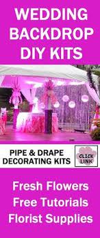 wedding backdrop kits http www wedding flowers and reception ideas wedding