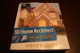 3d home architect design suite deluxe 6 user u0027s guide editor