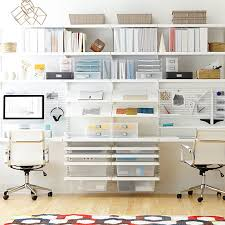 Container Store Shelves by Why I Love Elfa Storage Systems
