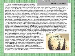 Tortilla Curtain Audiobook The Tortilla Curtain Characters Memsaheb Net