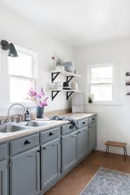 the power of painted cabinets u2013 design sponge