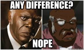 Uncle Ruckus Memes - any difference nope django uncle ruckus quickmeme