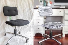 How To Reupholster Armchair How To Reupholster An Office Chair