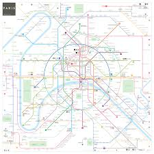 Boston Metro Map Map Of Paris Subway New Zone